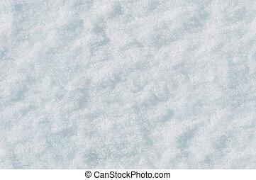 Sněho bezedné pozadí