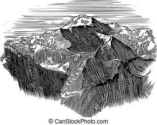 Sněhová hora