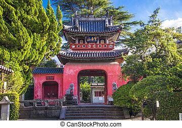 sofuku-ji, chrám