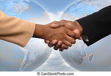 souhrnný, dohoda