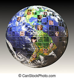 souhrnný, národ, síť