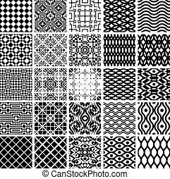 Soustřednost geometrických seamů.