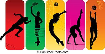 Sportovce