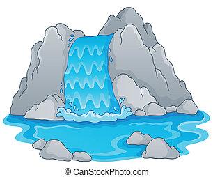 Srážka s vodou 1