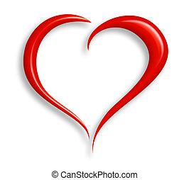 Srdce lásky