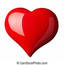 Srdce tvar lásky