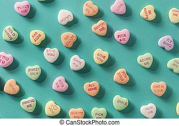 Srdcový rozhovor pro Valentinův den