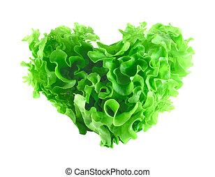 Srdcový salát