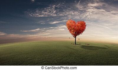 Srdeční strom
