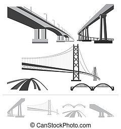 Stádo mostů