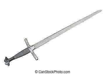 středověký, meč
