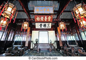 Stará budova Šanghaj
