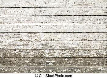 Stará rezavá bílá stěna