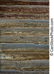 Staré dřevěné záznamy