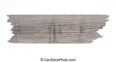 Starý dřevěný prkno