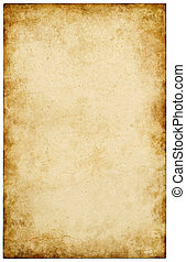 Starý papír