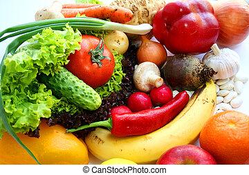 strava, vegetarián