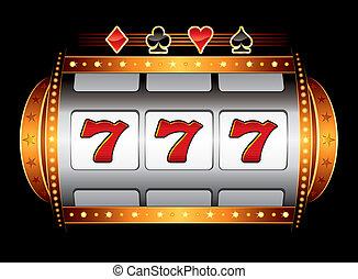 Stroj na kasino