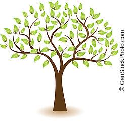Stromový vektor symbolický logo
