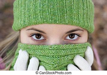 studený, manželka