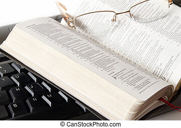 studovaní, bible