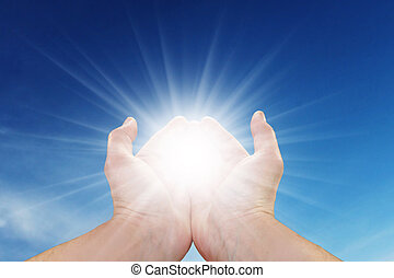 Sun ve vašich rukou