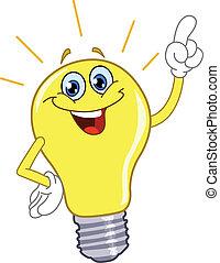 Světelná žárovka