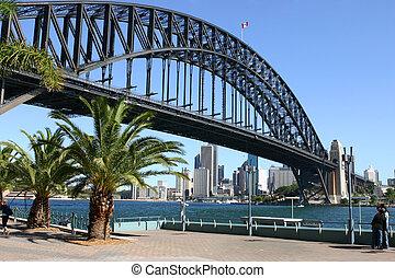 Sydney a Sydney Harbor Bridge