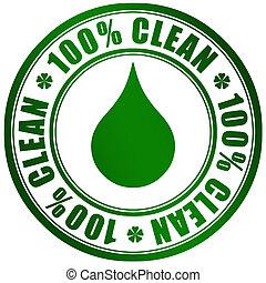 Symbol čistého produktu
