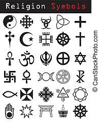 symbol, náboženství