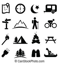 Táborový ikon