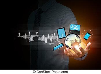 Technologie a sociální média