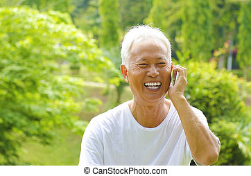 telefon, starší