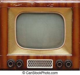 televize připravit předem, dávný