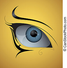 Tetování očí