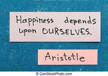 To záleží na štěstí