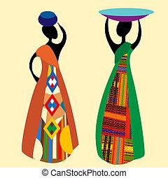 Tradický africký