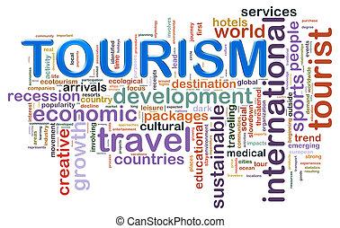 turistika, opatřit poutkem, vzkaz