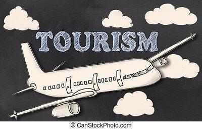 turistika, tabule