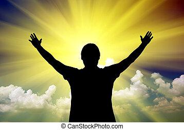 Uctění Bohu