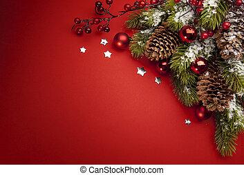 umění, vánoce karta, pozdrav