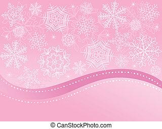 vánoce, grafické pozadí, karafiát