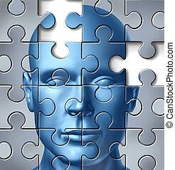 Výzkum lidských mozků