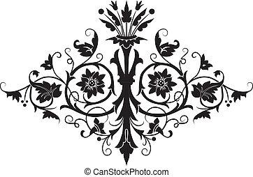 Význam pro design, květina