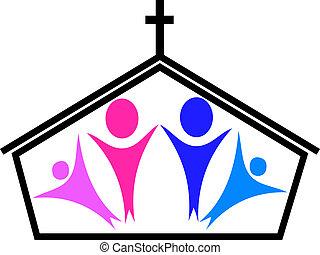 věřící, církev