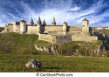 věž, středověký