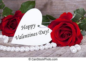 V pozadí se šťastnými valentýny