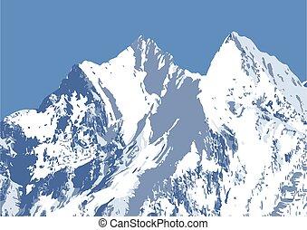 V zimě vrcholí sněhora