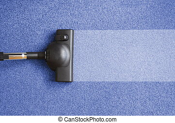 Vacuum uklízečka na domácí úkoly