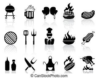 večírek při pečení selete, ikona